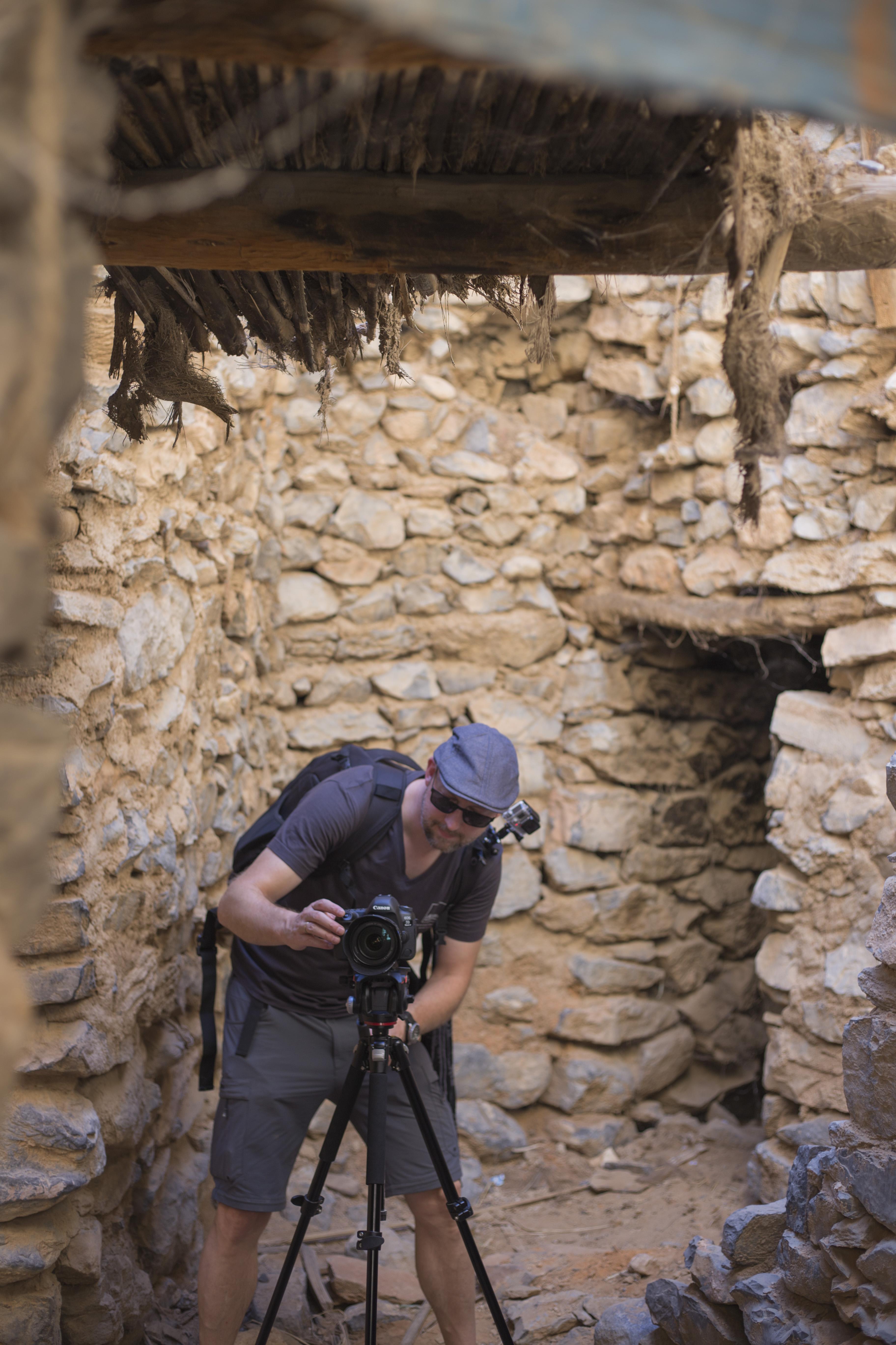 Meine Fotoausrüstung für den Oman