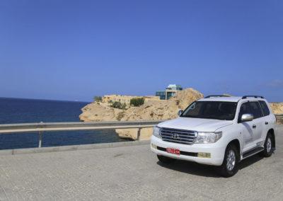 Verkehr im Oman