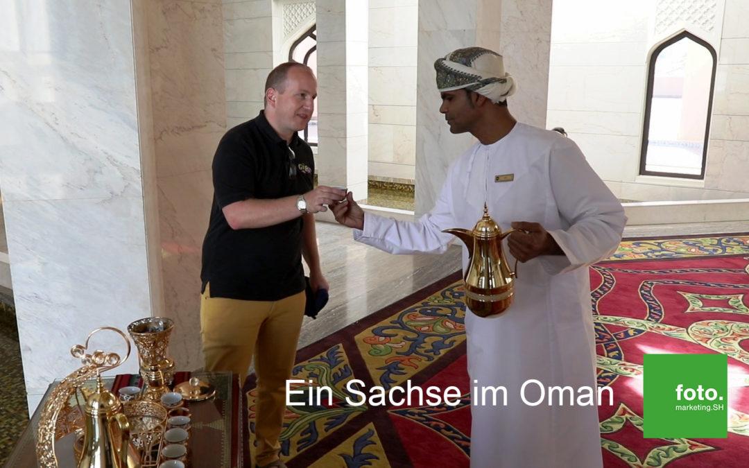 Ein Sachse im Oman